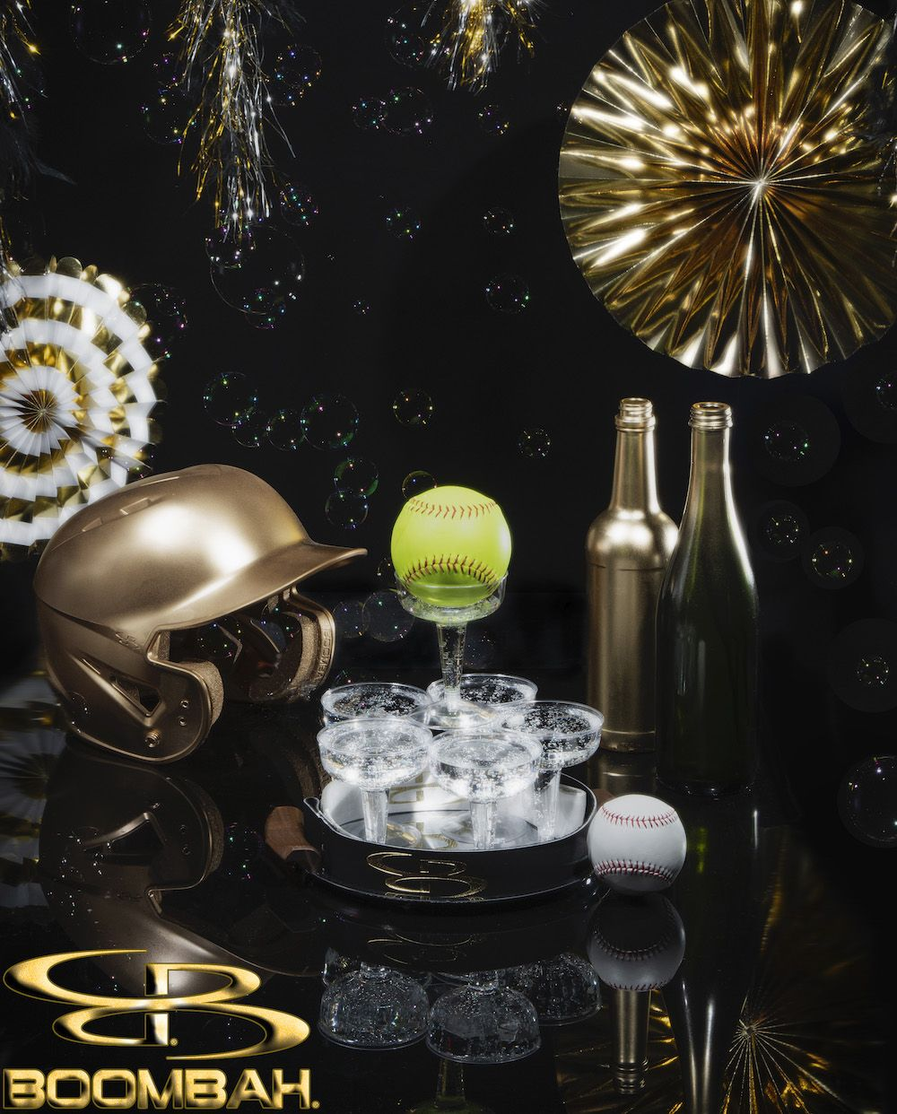 Happy New Year from all your friends at Boombah!🍾 🥂 n..n