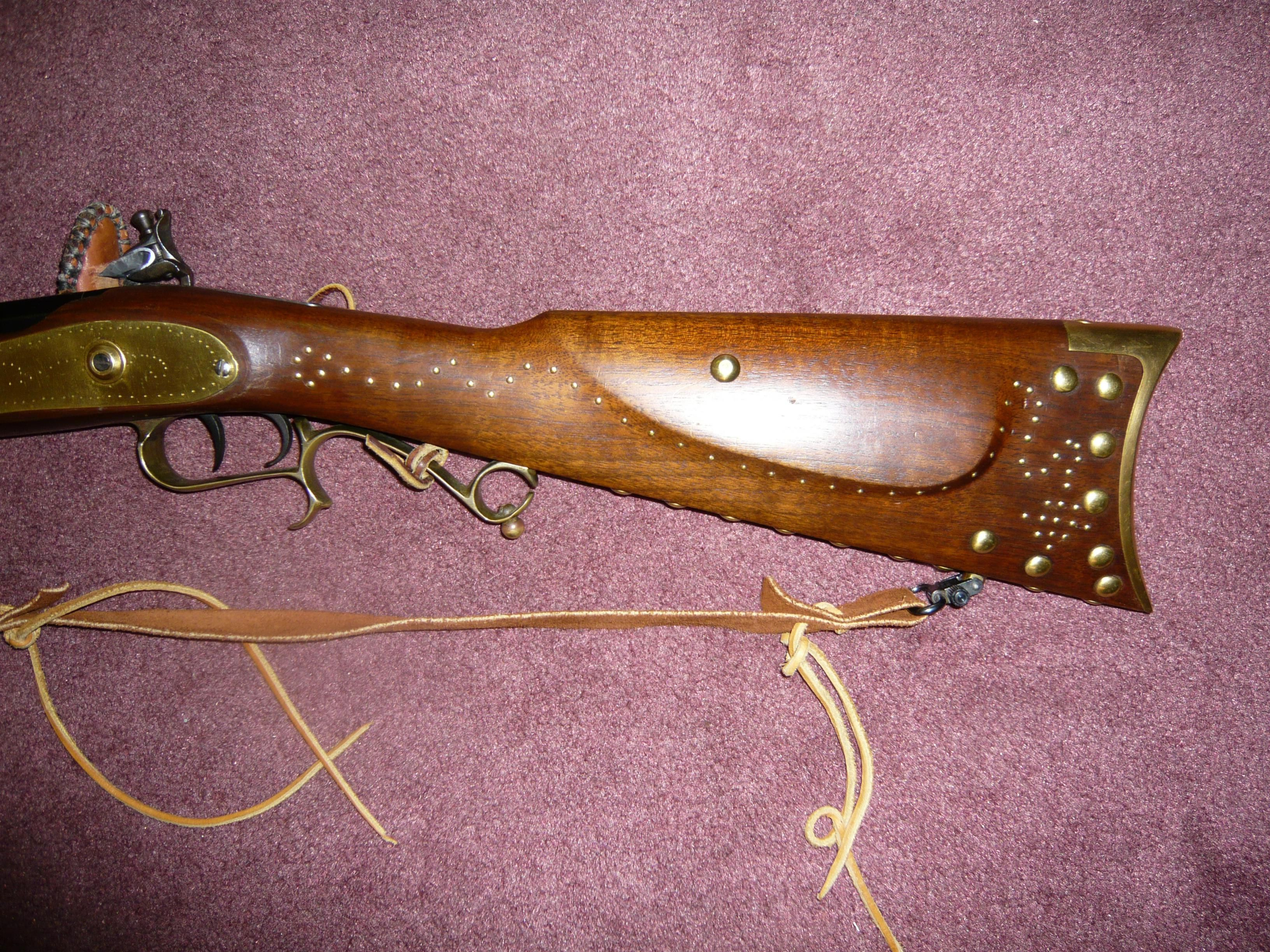 Thompson Center 54 cal muzzle loader with