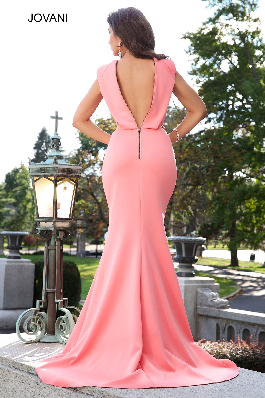 Fitted Jovani scuba dress | Design that I love | Pinterest | Jovani