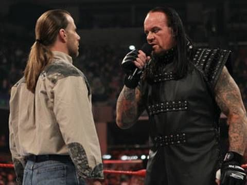 The Undertaker agrees to face HBK at WrestleMania - YouTube