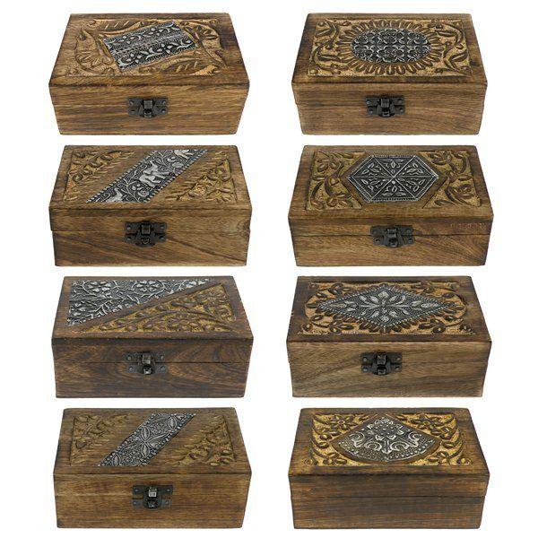 decoracion cajas madera india buscar con google
