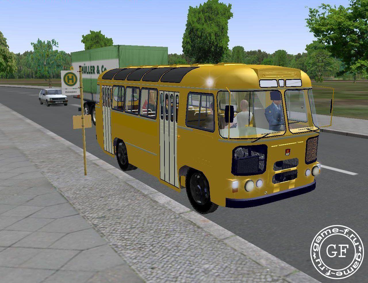 Скачать автобусный симуляторы omsi