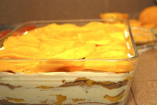 Mango float by filipino recipes portal httppinoyrecipe bestfoodrecipes forumfinder Choice Image