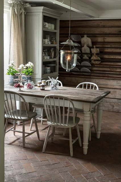 Blogg Home And Cottage Refinish Kitchen TablesRefinished