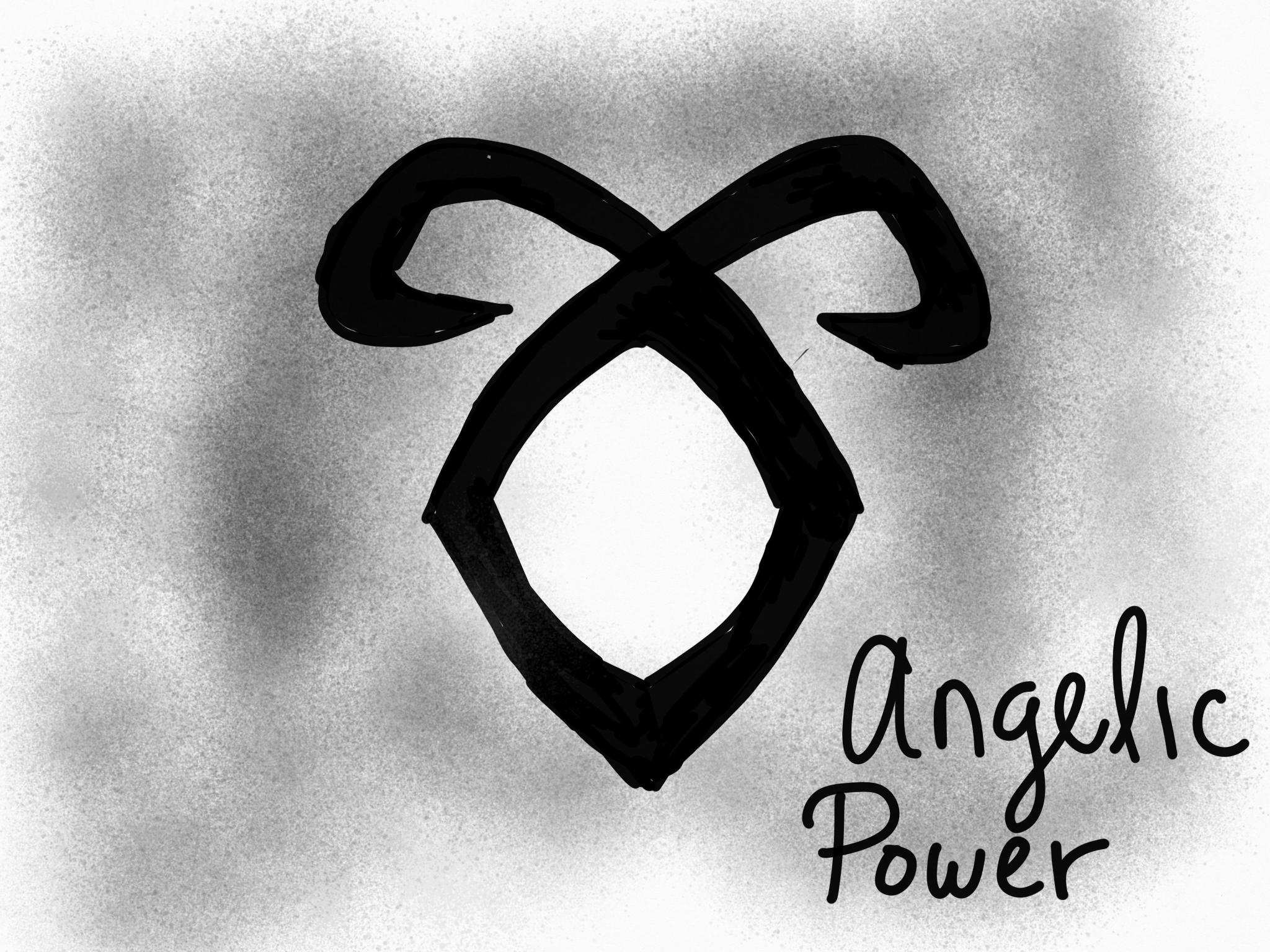 Angelic power rune digital art mortal instruments pinterest instruments angelic power rune digital art biocorpaavc