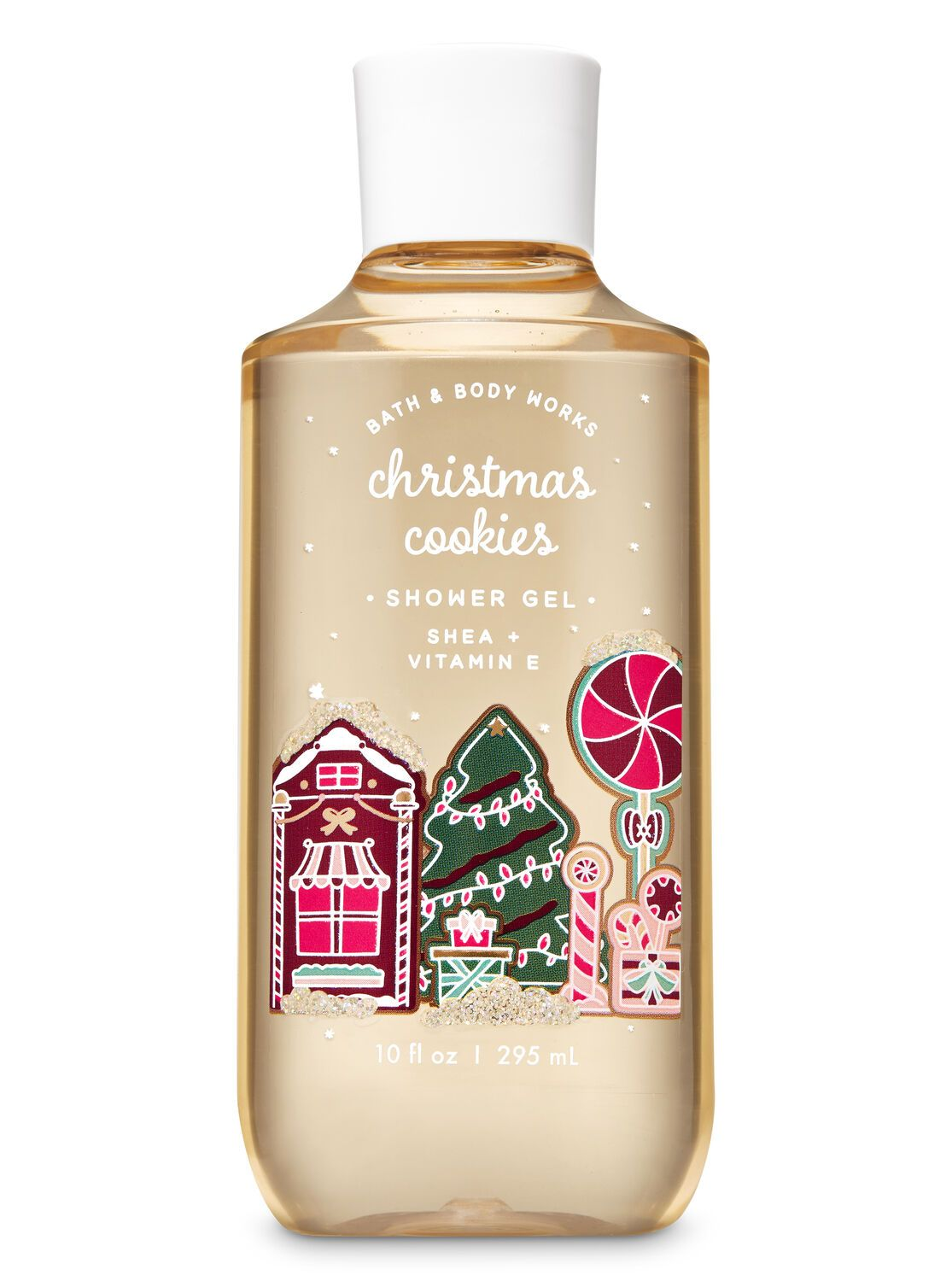 Bath Body Works Christmas Cookies Shower Gel Shower Gel Bath