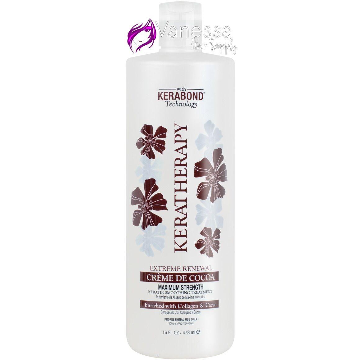 Keratherapy Kit Keratina Extreme Renewal Creme De Cocoa Keratina