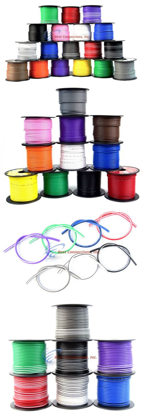 Mix gauge speaker wire wire center power and speaker wire 11 rolls 16 gauge 100 feet car audio home rh pinterest com 8 gauge speaker wire 10 gauge speaker wire keyboard keysfo Image collections