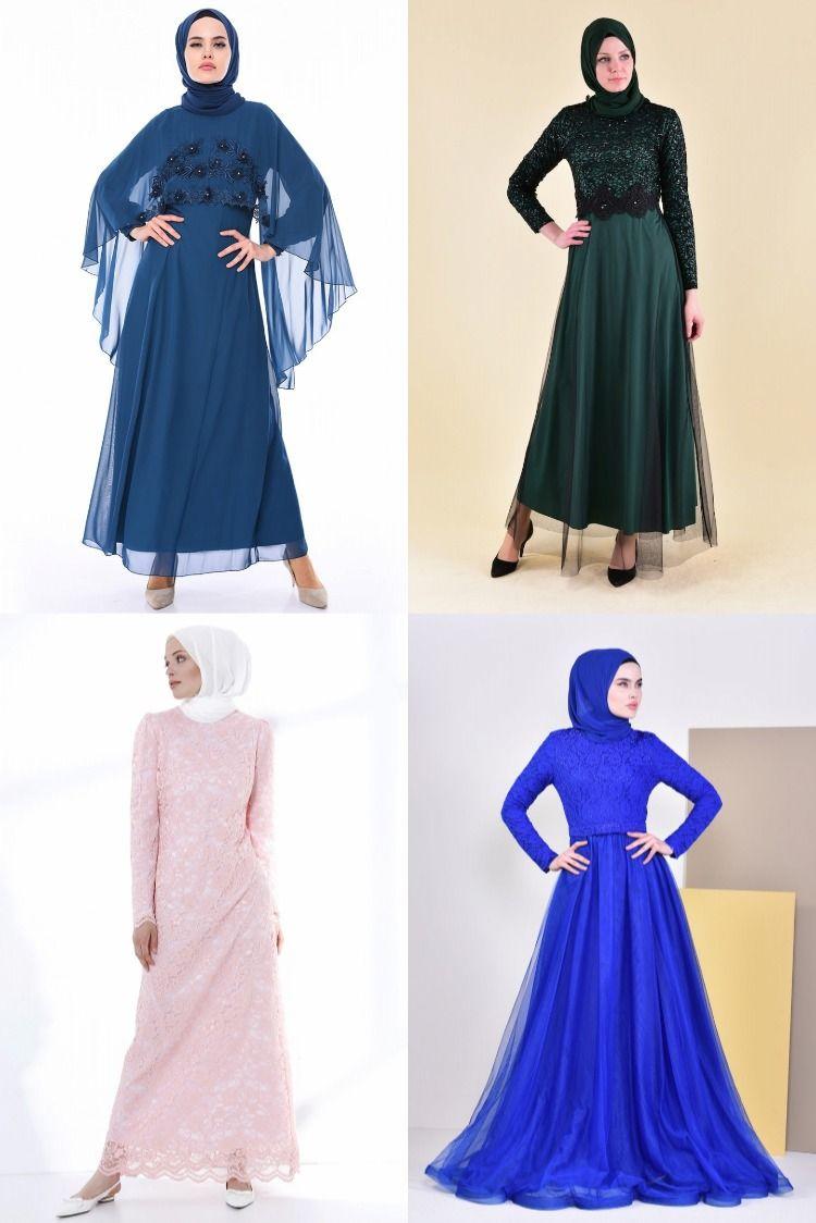 2020 Sefamerve Tesettur Abiye Elbise Modelleri 5 30 Abendkleid Evening Dress 2020 Elbise Modelleri Elbise Moda Stilleri