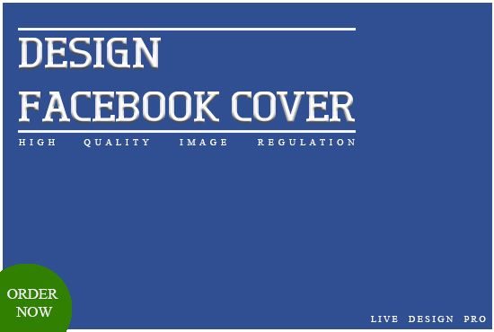 design your facebook cover by livedesignpro