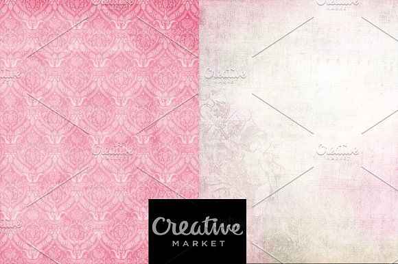 background pink vintage graphics a background set in pink to leave