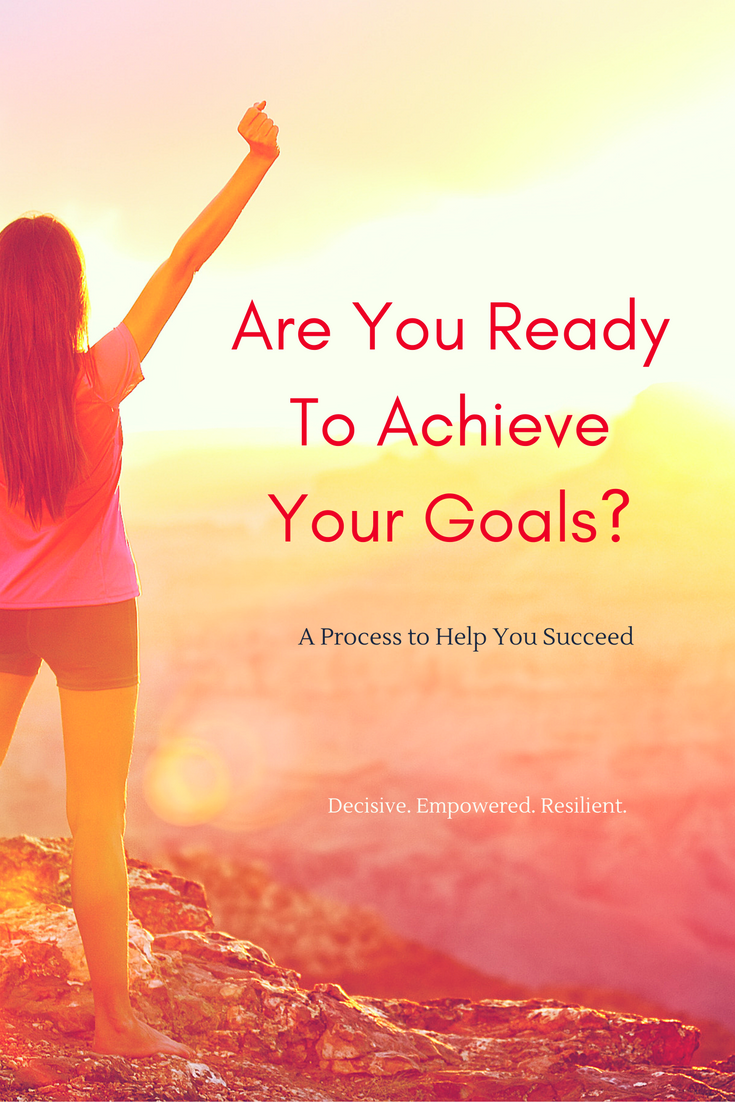 Are you ready to achieve your goals? Learn how to create ...