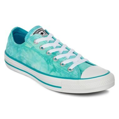 82ee7eda067c Converse® Tie Dye Oxford Fashion Sneaker - JCPenney SCORE!!!! The PERFECT