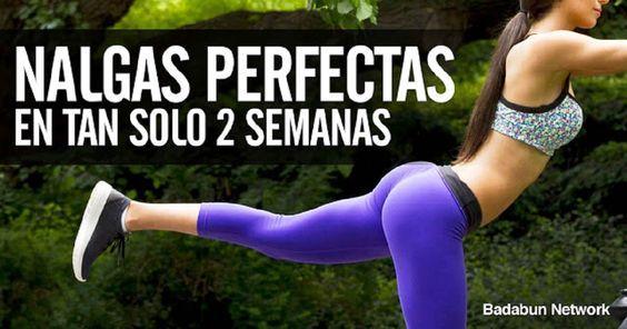 6 ejercicios que te harán tener unas piernas y unos glúteos perfectos en 2 semanas