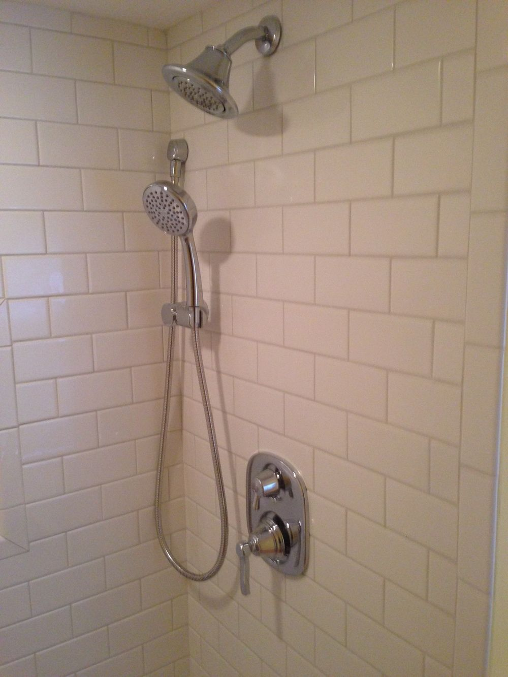 Converting Tub to walk-in shower | Tubs and Shower valve
