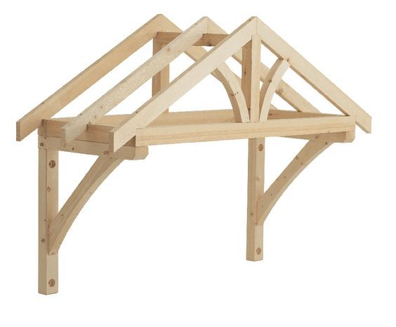 How To Build A Pyramid Roof Google Search Porch Canopy Kit Porch Kits Porch Canopy