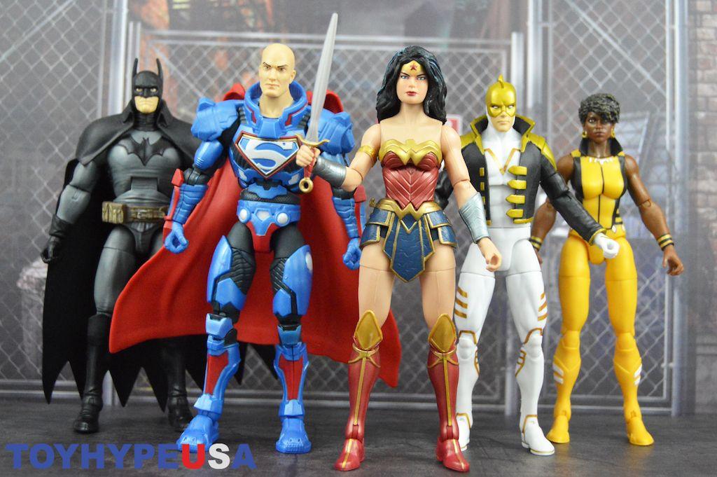 DC Comics Multiverse Lex Luthor Series Gotham City by Gaslight Batman