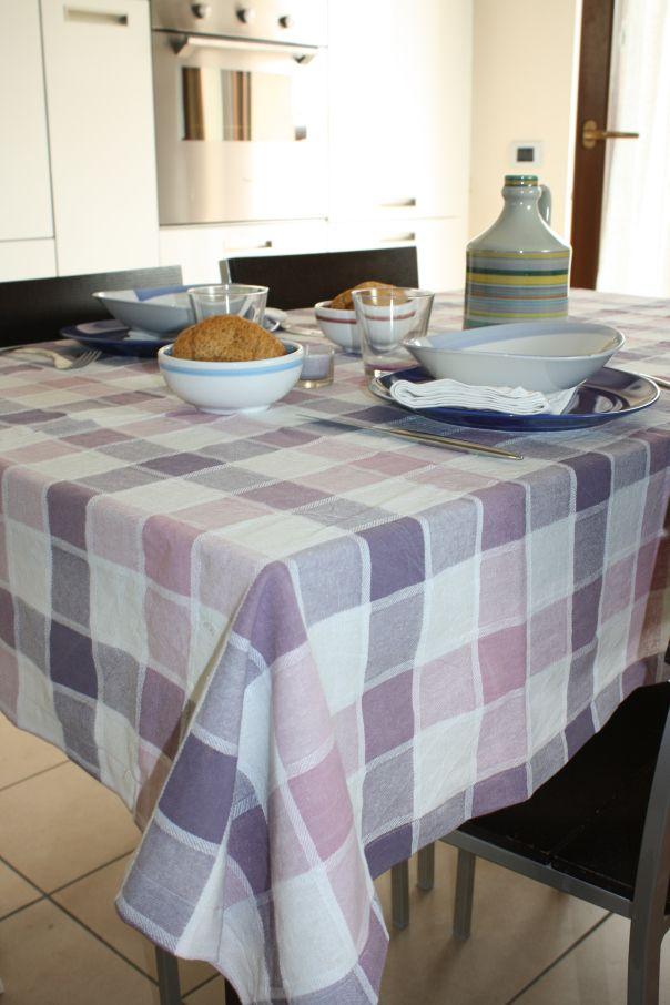 Tutorial: Tovaglia per la cucina – Tutorial: Tablecloth for cooking ...