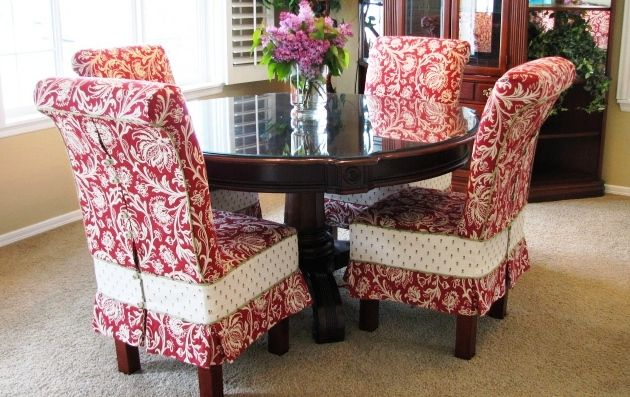 Parsons Chair Slipcover Button Back Google Search For