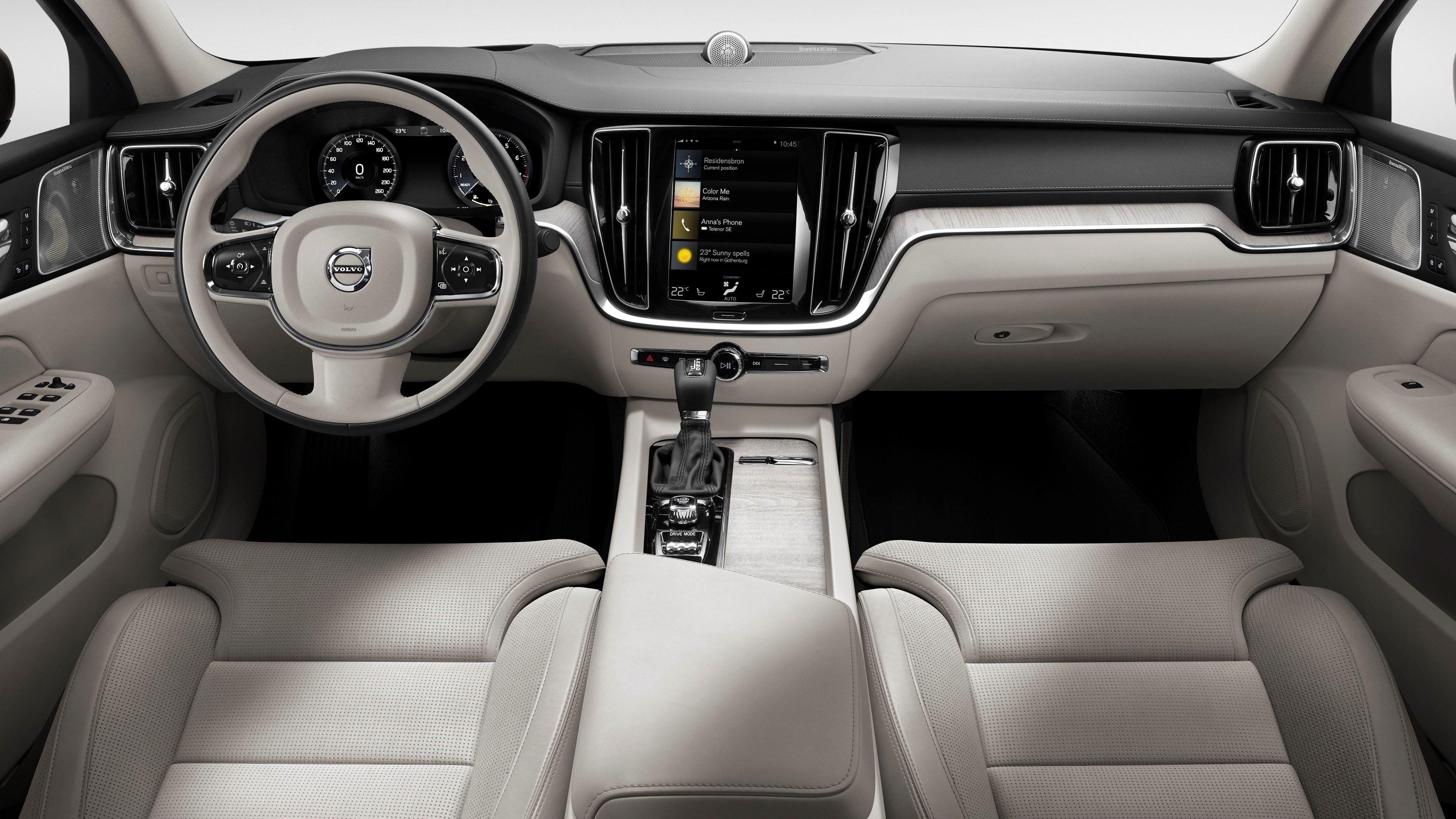 The Best 2019 Volvo S60 T5 Momentum Interior And Description Di 2020