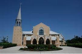 Panoramio Photo Of Our Lady Of Hope Catholic Church Catholic Church Catholic House Styles