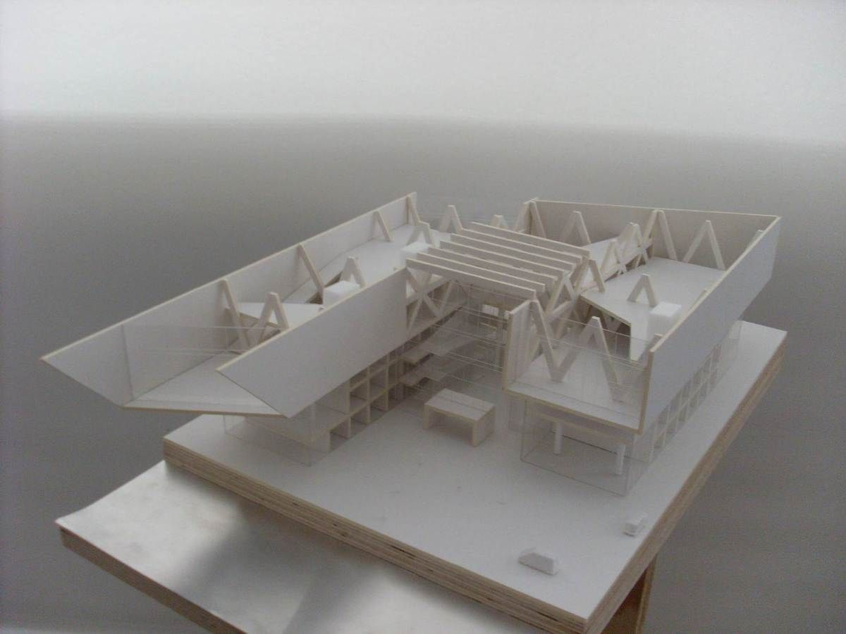 Awesome Discover Ideas About Architecture Models. Cantilevered Structures ...
