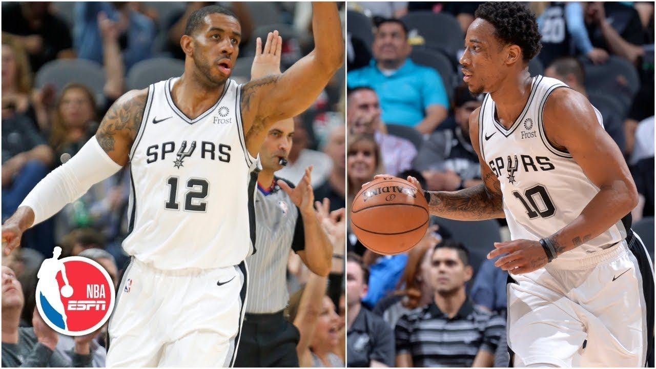 LaMarcus Aldridge, DeMar DeRozan help Spurs force Game 7