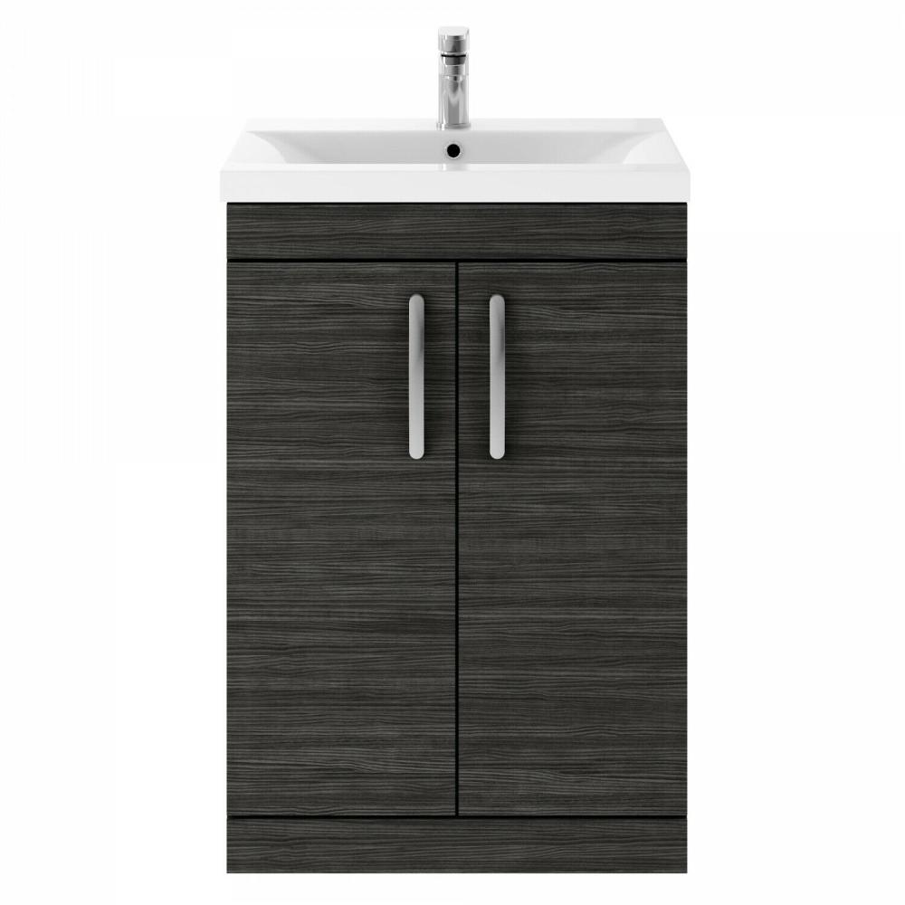 Details About Premier Athena Floor Standing 2 Door Vanity Unit