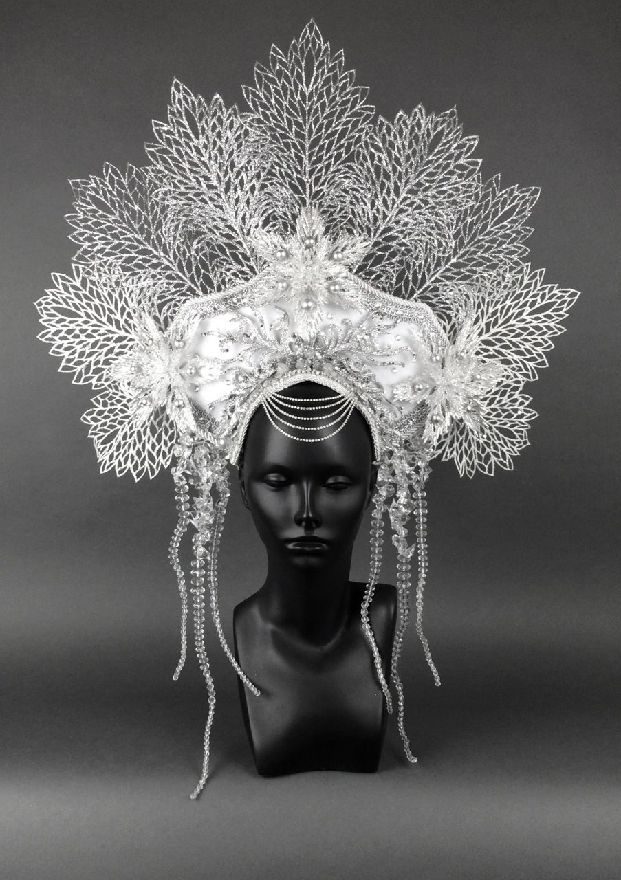 Headdress by Miss G Designs