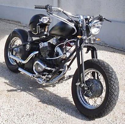 Virago Xv 250 S Motorrad Vulkan