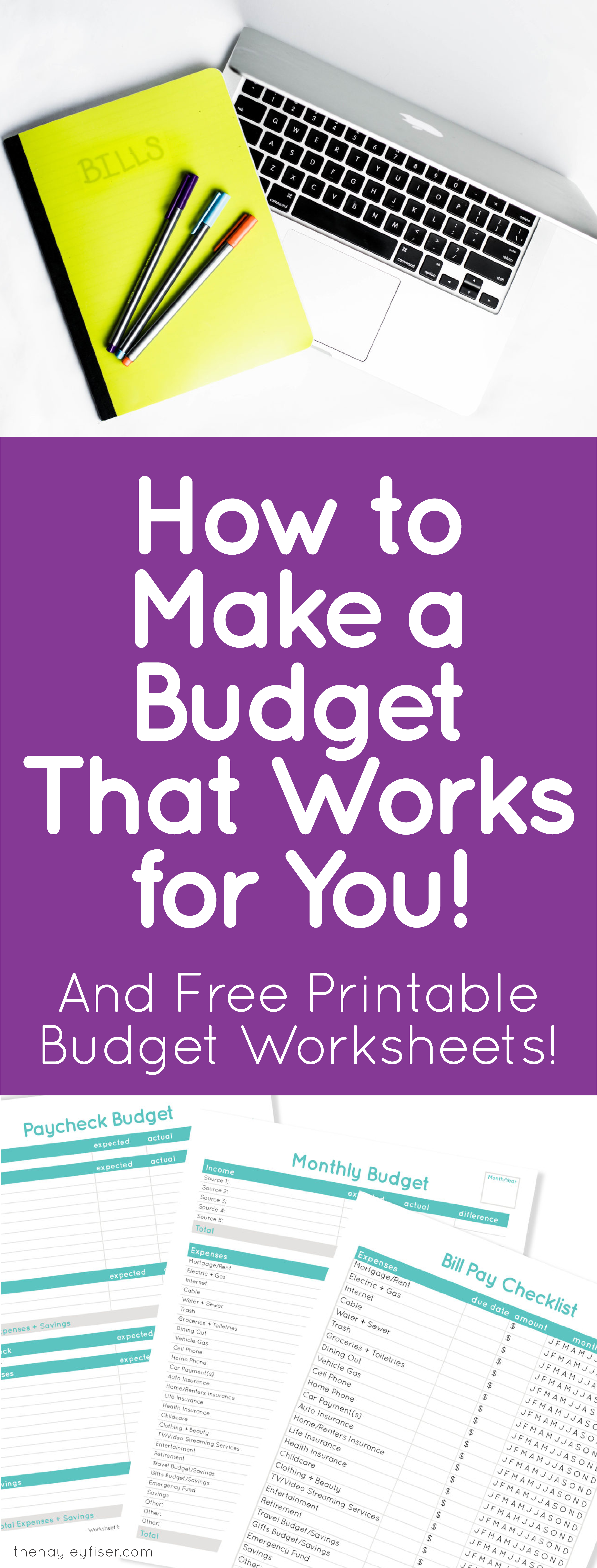 5 Tips To Starting Your Monthly Budget