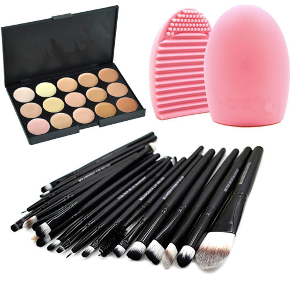 Photo of Professional Makeup Brushes Makeup Brush Set 20pcs