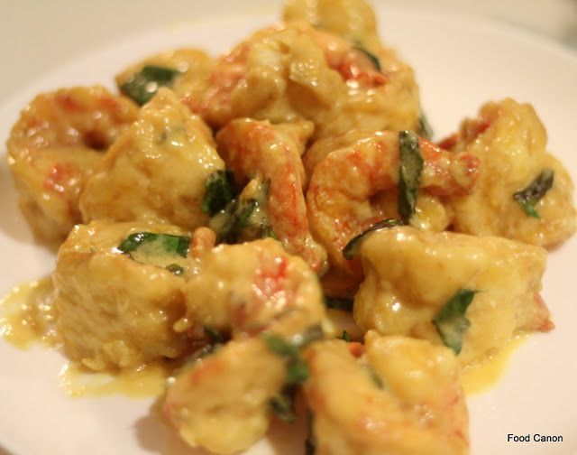 The Food Canon Inspiring Home Cooks Fried Prawns In Butter Sauce Cooking Seafood Butter Prawn Prawn Dishes