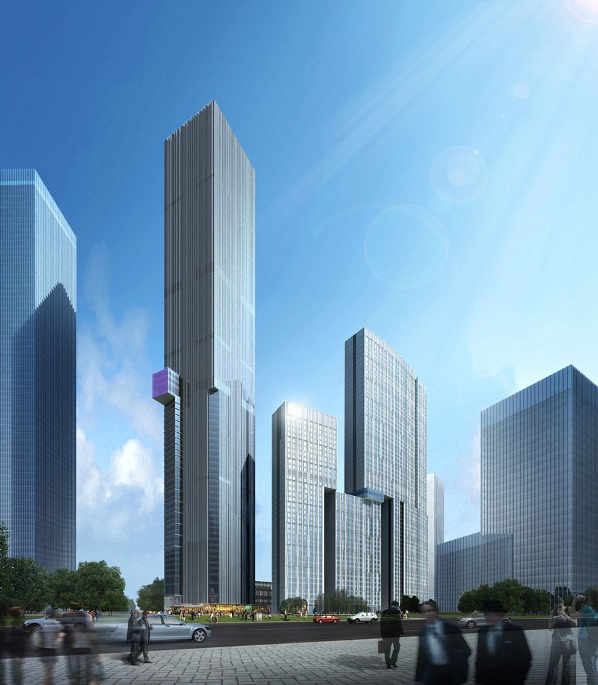 The Langham Hotel Dalian And Apartments Location China Year Client Great Eagle Development Project Management Ltd Gfa Sq