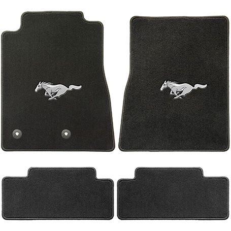 Ford Mustang Floor Mats 2013