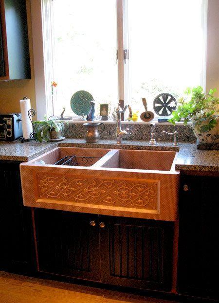 Copper Sink Steampunk Victorian Steampunk Kitchen Victorian Kitchen Victorian Homes