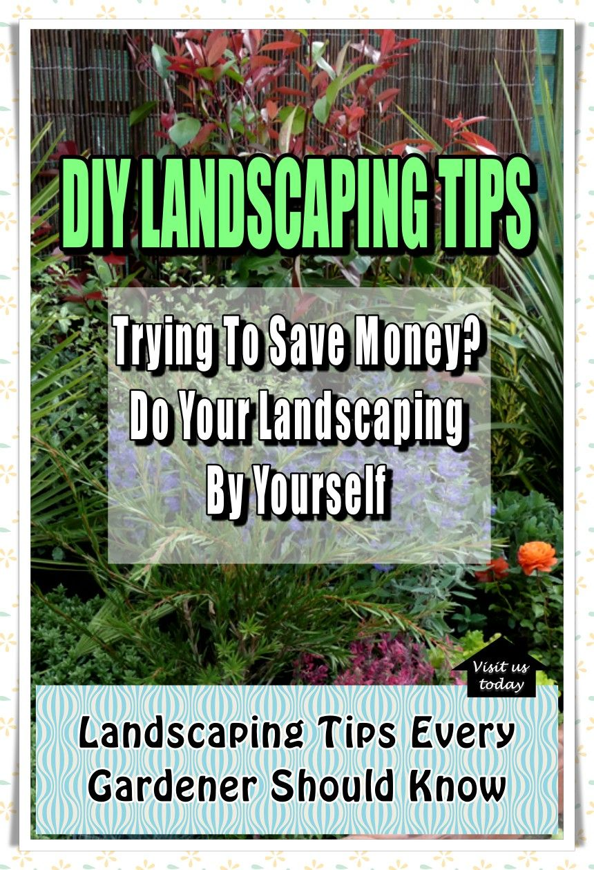 Landscape of house garden  Tips On How To Make The Most Out Of Your Landscape  Acre