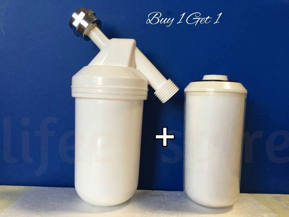 Vitashower Sf 2000 Vitamin C Shower Filter Removes 99 9 Chlorine Chloramine Vitashower Fresh Shower Filter With Vitaminc Cartridge Vitamin Shower Water