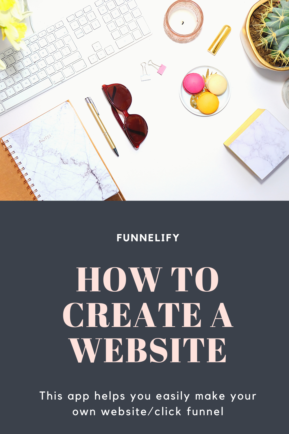 How to Make a Website & Click Funnel In 2020