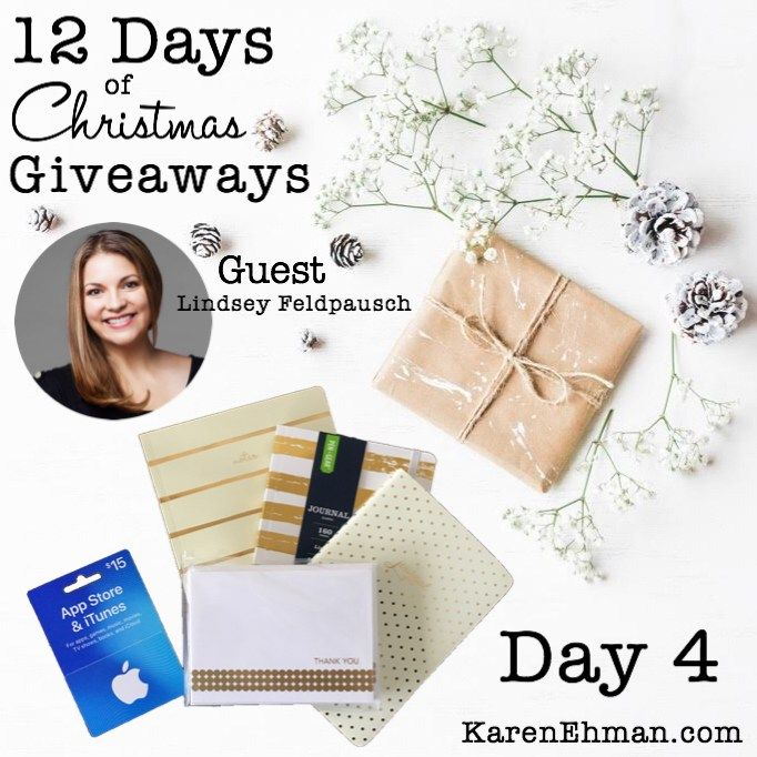 12 days giveaways itunes account