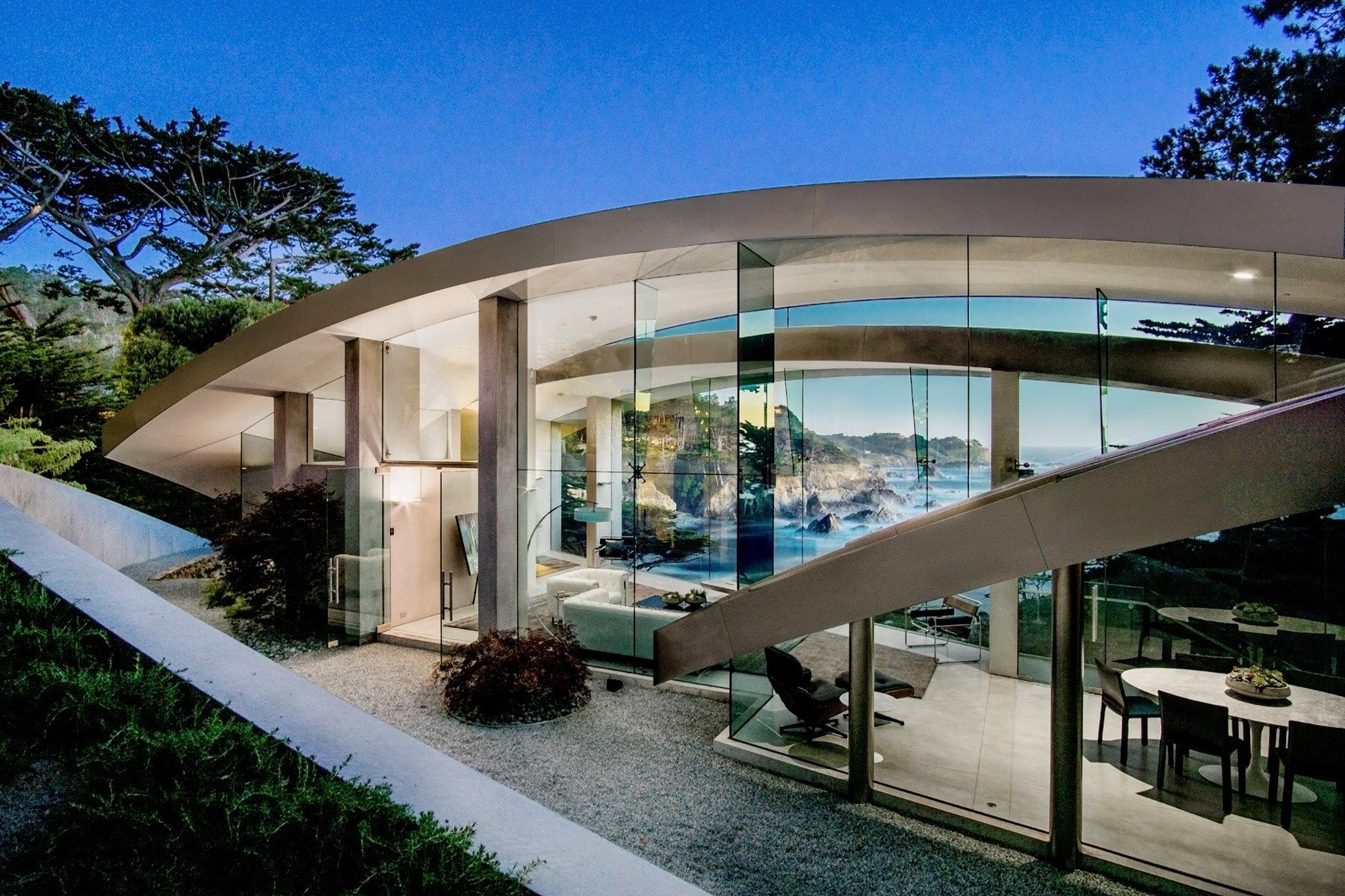 Luxury Homes That Give Modern Living A Whole New Meaning | Glass ...