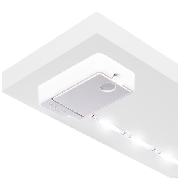 Luminoodle Click Led Shelf Lighting Strip Lighting Battery Operated Lights