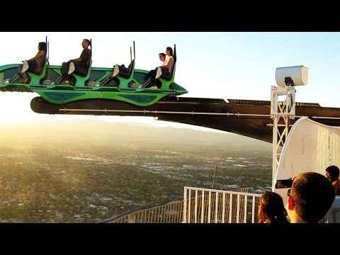 7 Most Extreme Roller Coasters In The World - YouTube
