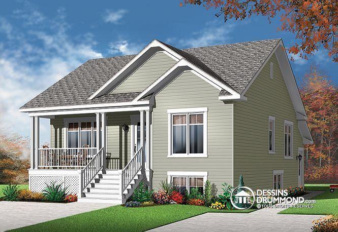 petit duplex chaleureux style maison avec sous sol bachelor duplex de style champ tre 2. Black Bedroom Furniture Sets. Home Design Ideas