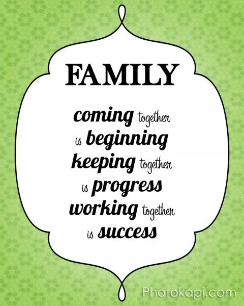 family coming together is beginning family quotes friends like