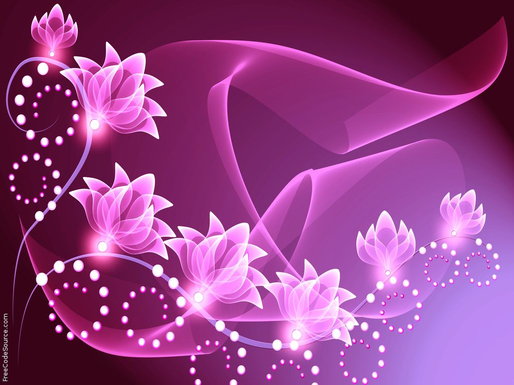 top fractal wallpapers floral - photo #40