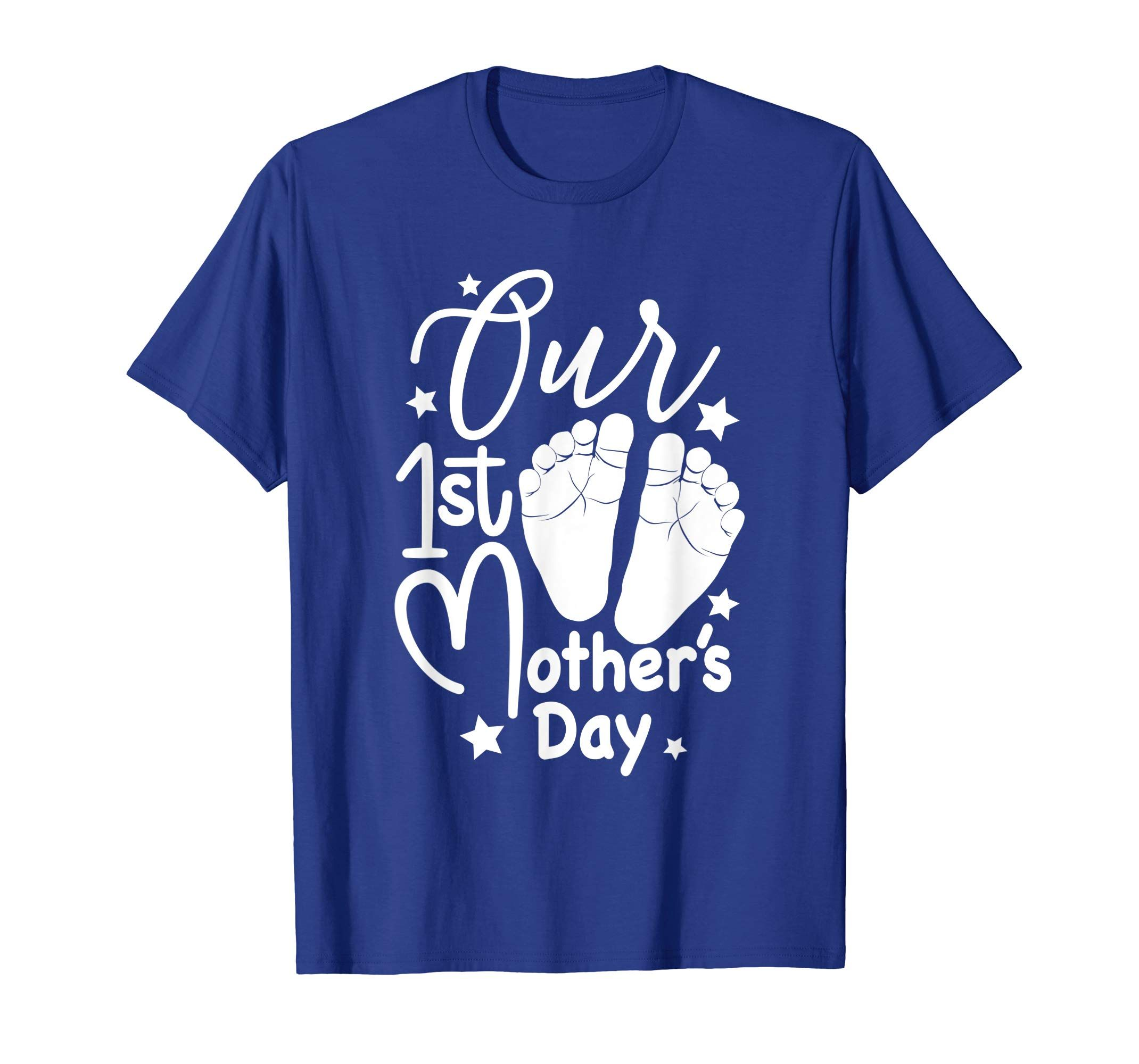 Mom boy daughter matching shirt gift for mothers day first