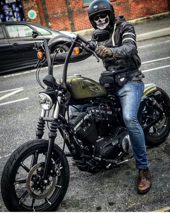 Pin De Ed Gowens En Motorcycles