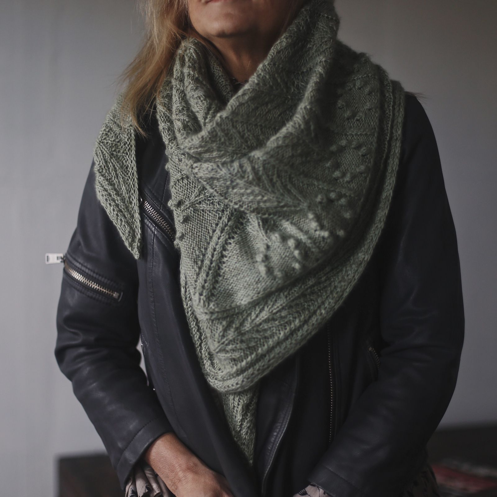 Ravelry: twistedyarns' Neruda Shawl *test* | Beautiful ...