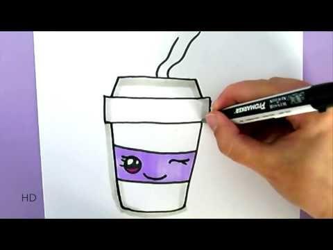 Kawaii Eis Wie Zeichnet Man Ein Niedliches Eis Youtube рисунки